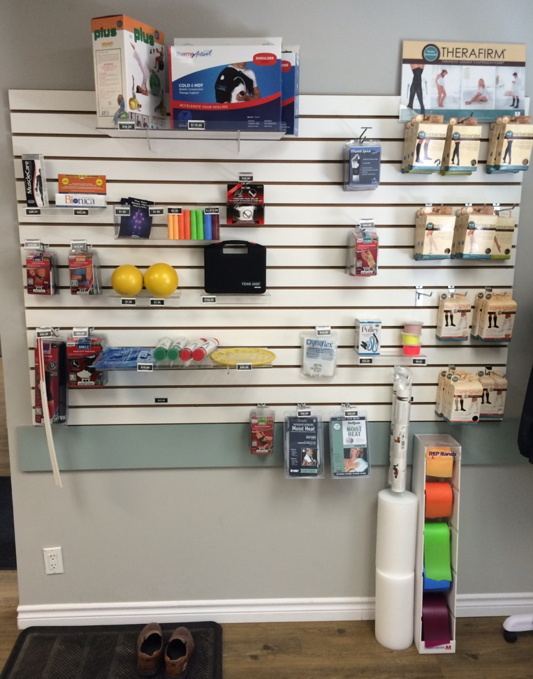 Clinic Supplies Canada bad product display example