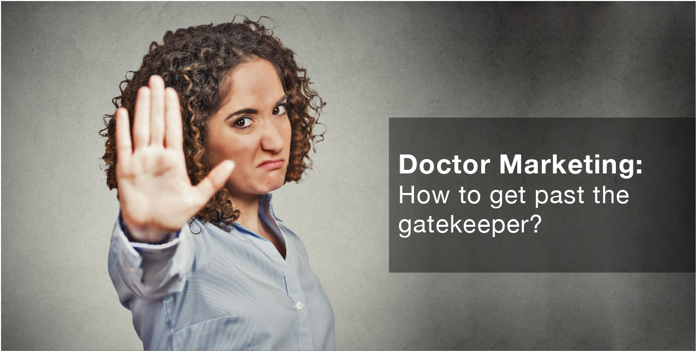 How to Get Past the Gatekeeper in a Doctor's Office