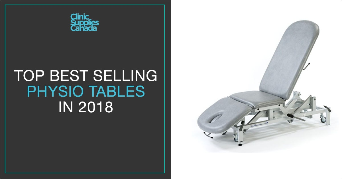 best selling physiotherapy tables in 2018
