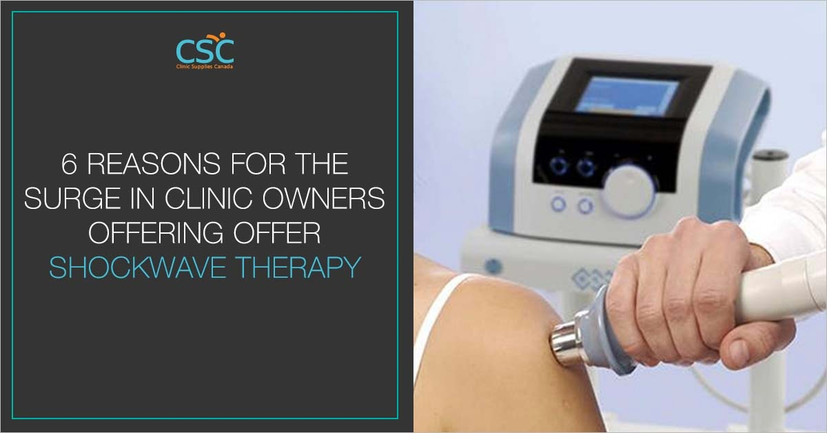 best shockwave therapy unit